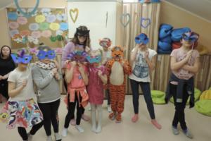 voluntariado polonia niños