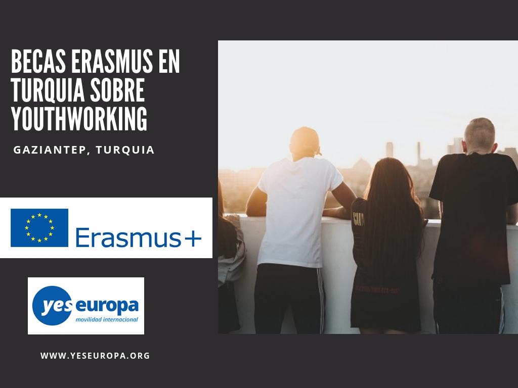 Becas Erasmus+ en Turquía