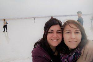 Leire y Raquel_experiencia becas chipre