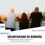oportunidad de SVE en Rumanía de ocho meses