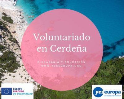 Voluntariado Cerdeña sobre educación y ciudadanía en Italia