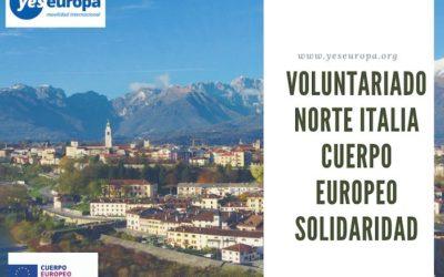 Voluntariado norte Italia sobre desperdicio alimentos (1 chico)