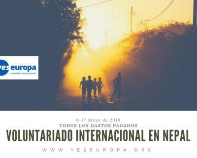 Oferta de voluntariado con niños Nepal