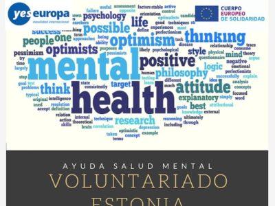 Voluntariado Estonia en ayuda a discapacitados mentales