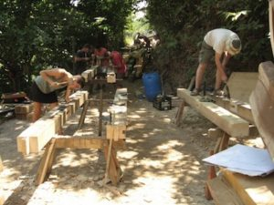 algatocin summer camps building