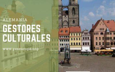 Buscamos Gestores culturales Alemania para voluntariado