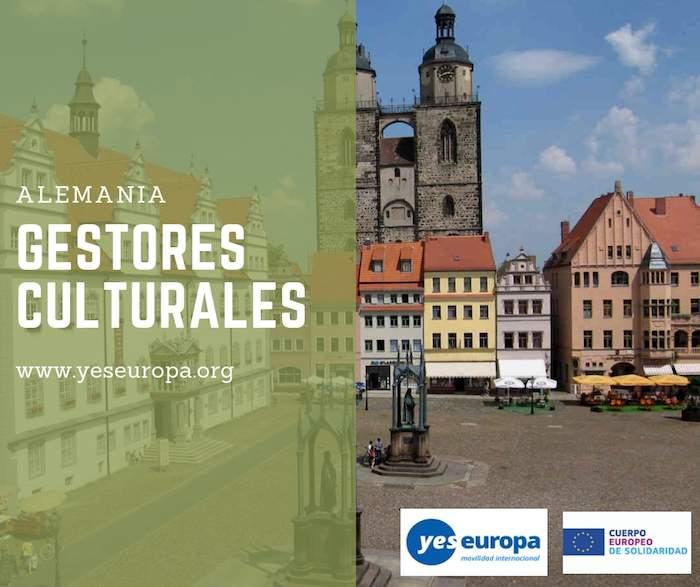 gestores culturales alemania_