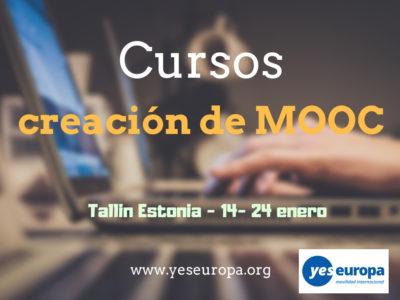 Seminario sobre creación MOOC en Estonia