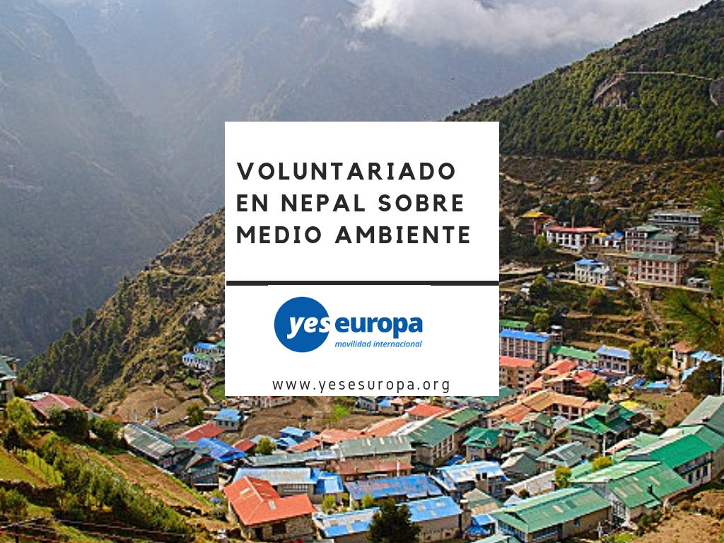 voluntariado Nepal
