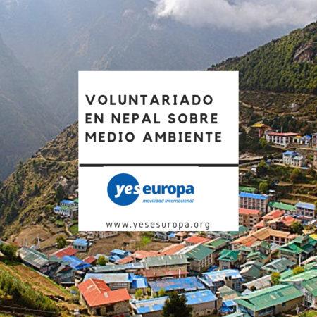 Voluntariado Nepal sobre medio ambiente y Holi festival