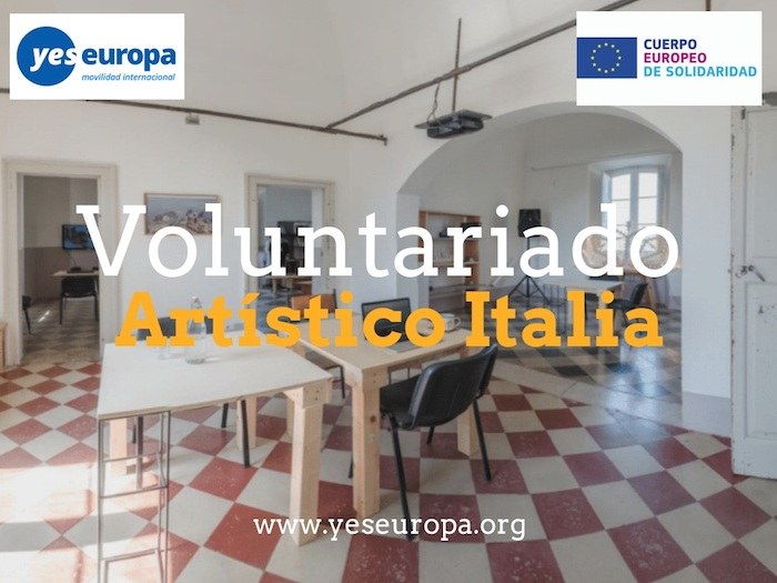 voluntariado artístico