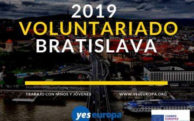 Trabajar como voluntario en República Eslovaca con niños