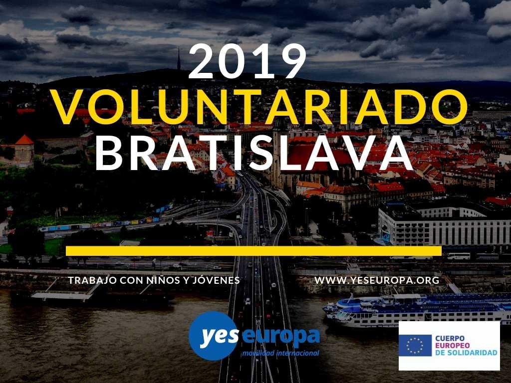 voluntariado bratislava