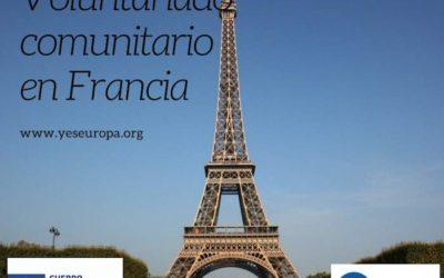 Voluntariado comunitario en Francia