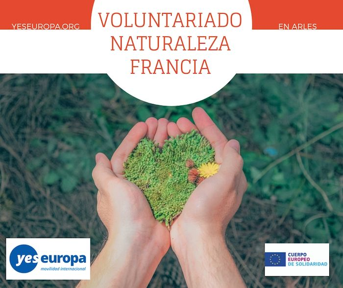 voluntariado europeo medioambiente