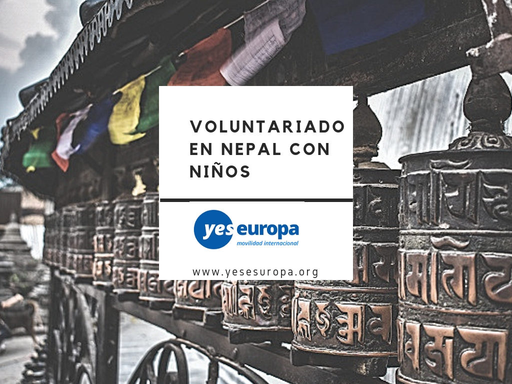 voluntariado internacional Nepal