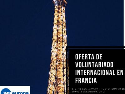 Voluntariado internacional en Francia en Human Rights