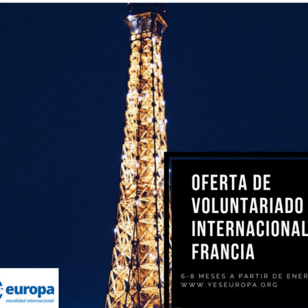 Voluntariado internacional en Francia en Human Rights