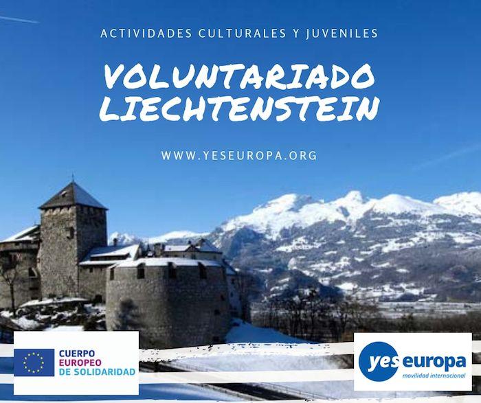 voluntariado liechtenstein