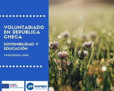 Voluntariado sostenibilidad en República Checa