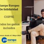 Cuerpo Europeo de Solidaridad Chipre 12 meses