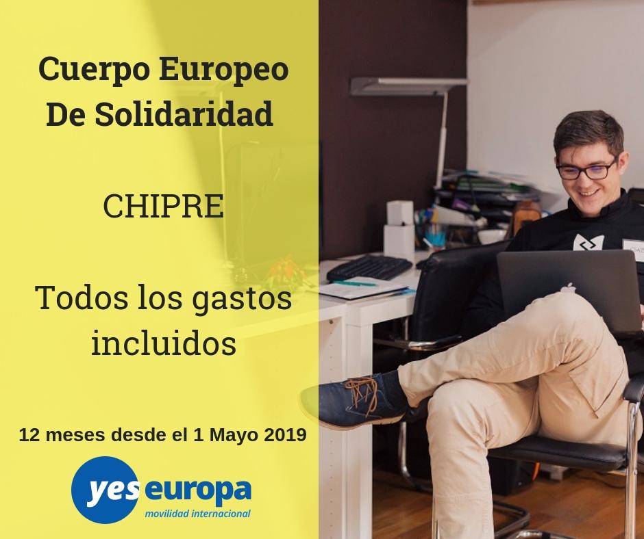 Cuerpo Europeo de Solidaridad Chipre (1)