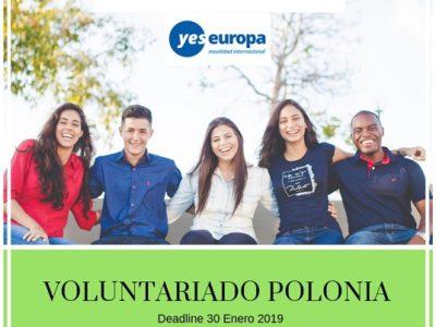 Cuerpo Europeo de Solidaridad Polonia
