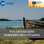 EVS Lituania de 12 meses a partir de Febrero