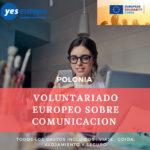 SVE Polonia sobre comunicación y workshop
