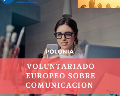 SVE Polonia sobre comunicación y talleres