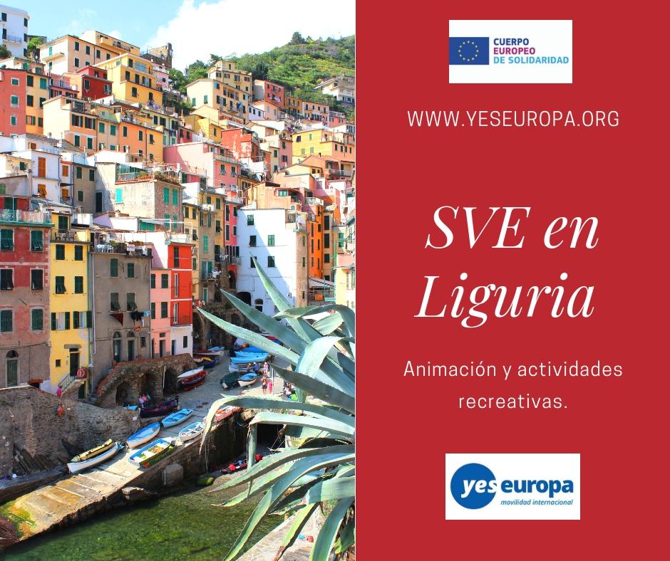 SVE en Liguria