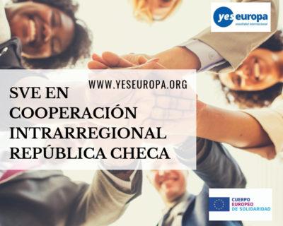 SVE en cooperación intrarregional en República Checa