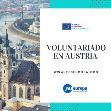 Voluntariado en Austria en educacion pedagógica