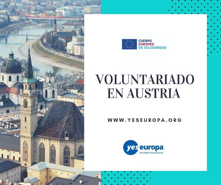 Voluntariado en Austria
