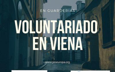 Voluntariado en Viena en guarderías