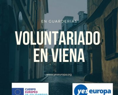 Voluntariado en Viena en guarderías