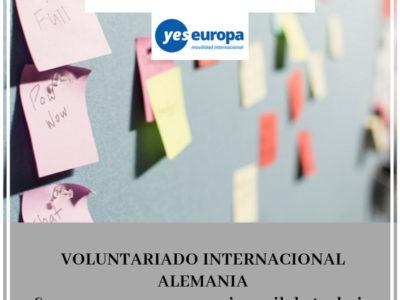 Voluntariado Alemania corta duración