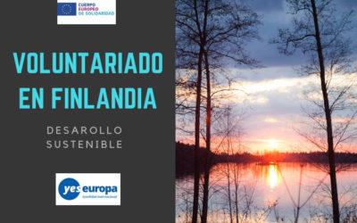 CES en Finlandia en desarrollo sostenible