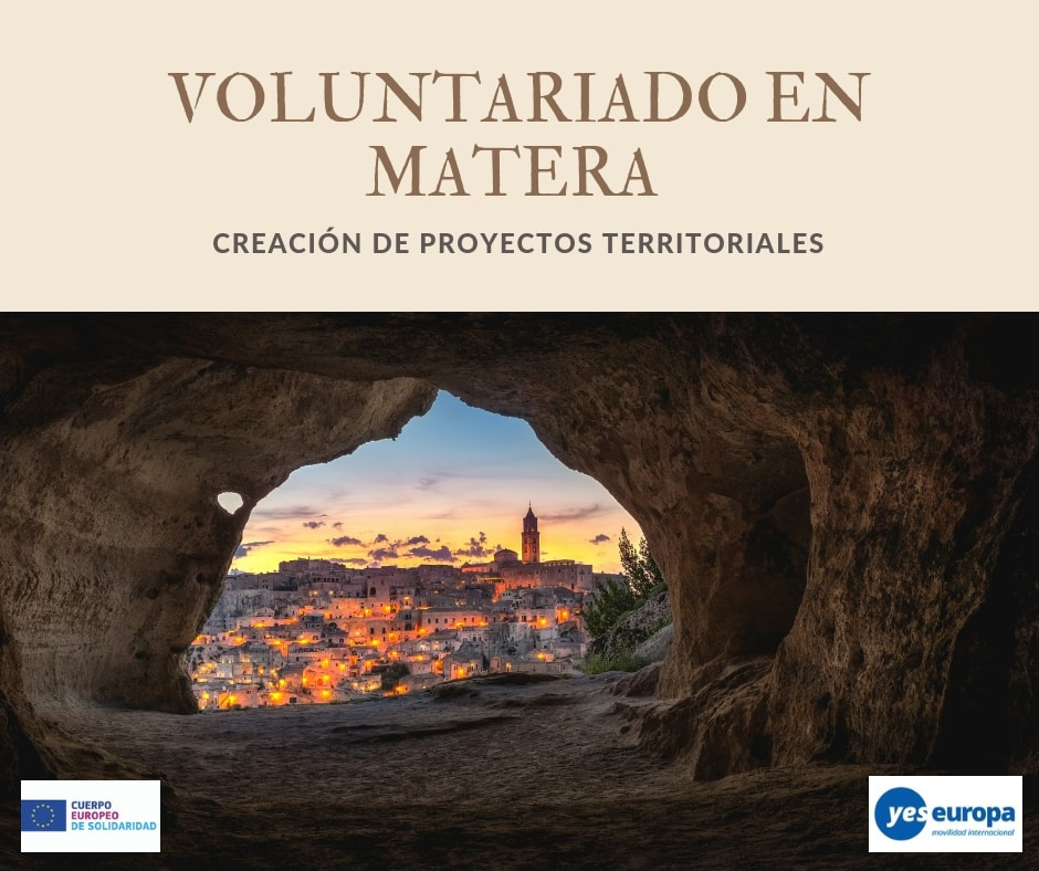 Voluntariado en Matera