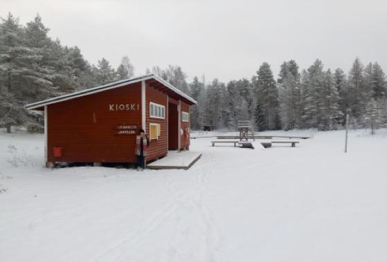 experiencia voluntariado en Finlandia olaya