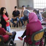 ser voluntario en palestina