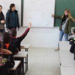 ser voluntario en palestina con niños