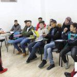 ser voluntario en palestina dar clases