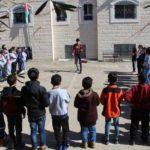 ser voluntario en palestina educacion