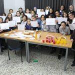ser voluntario en palestina niños