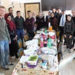 ser voluntario en palestina verano
