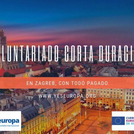 Voluntariado corta duración en Croacia con todo pagado