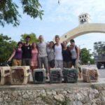 voluntariado en guatemala liberacion animales en grupo
