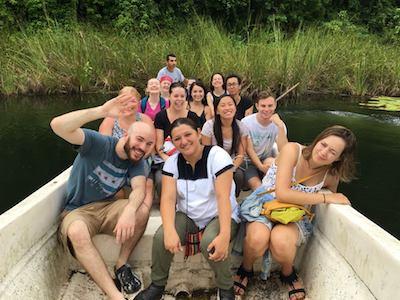voluntariado en guatemala rios