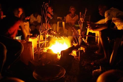 voluntariado kenya cenas